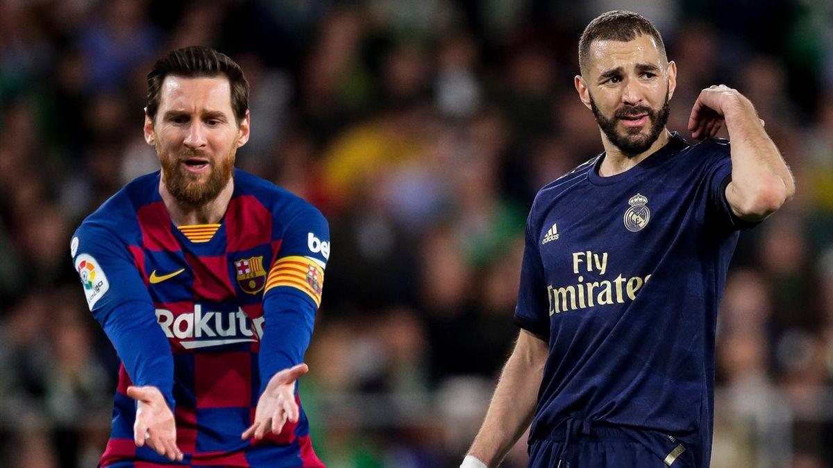 Lionel Messi - Karim Benzema