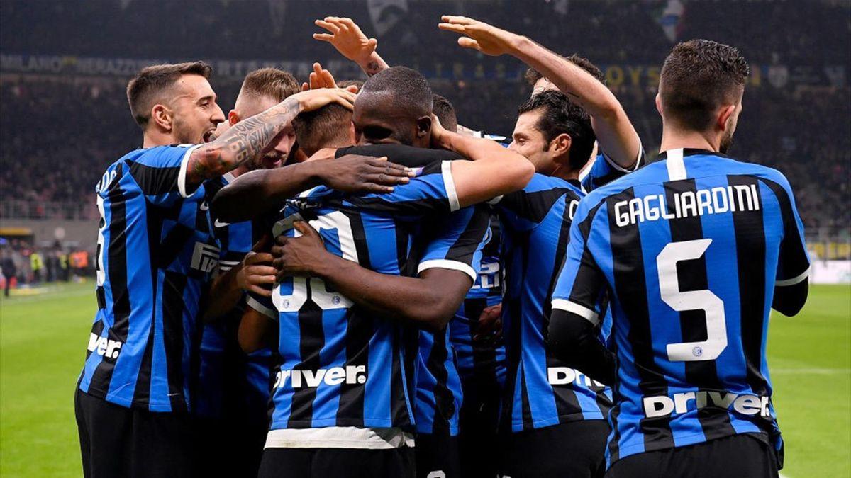 Lukaku, Esposito - Inter-Genoa - Serie A 2019/2020 - Getty Images