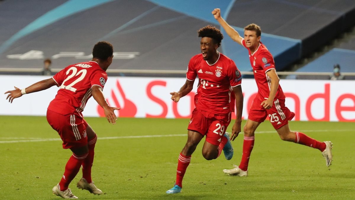Bayern Munchen a câștigat al 6-lea trofeu UEFA Champions League