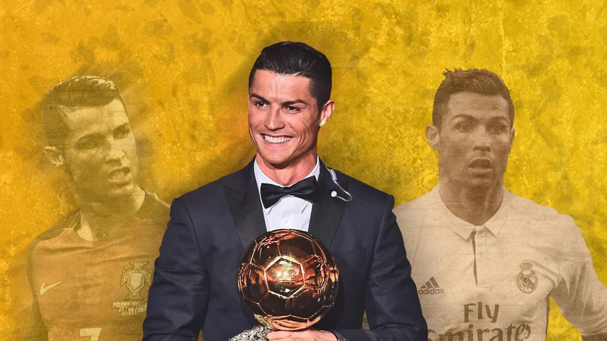 Cristiano Ronaldo gewinnt den Ballon d'Or 2016