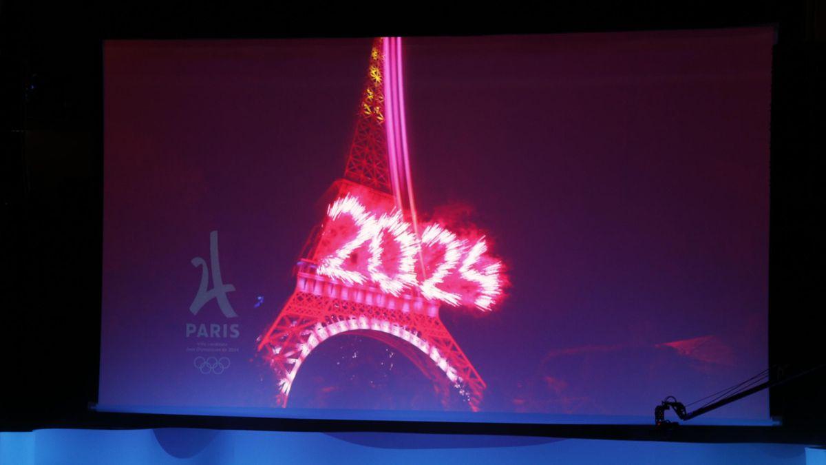Paris 2024, c'est parti