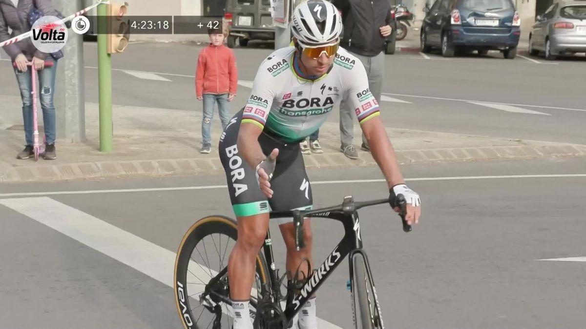 Ronde van Catalonië | Winst Peter Sagan in 6e etappe