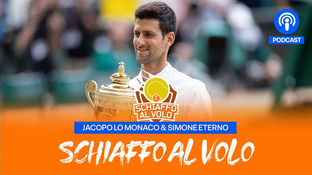 Djokovic | Schiaffo al volo