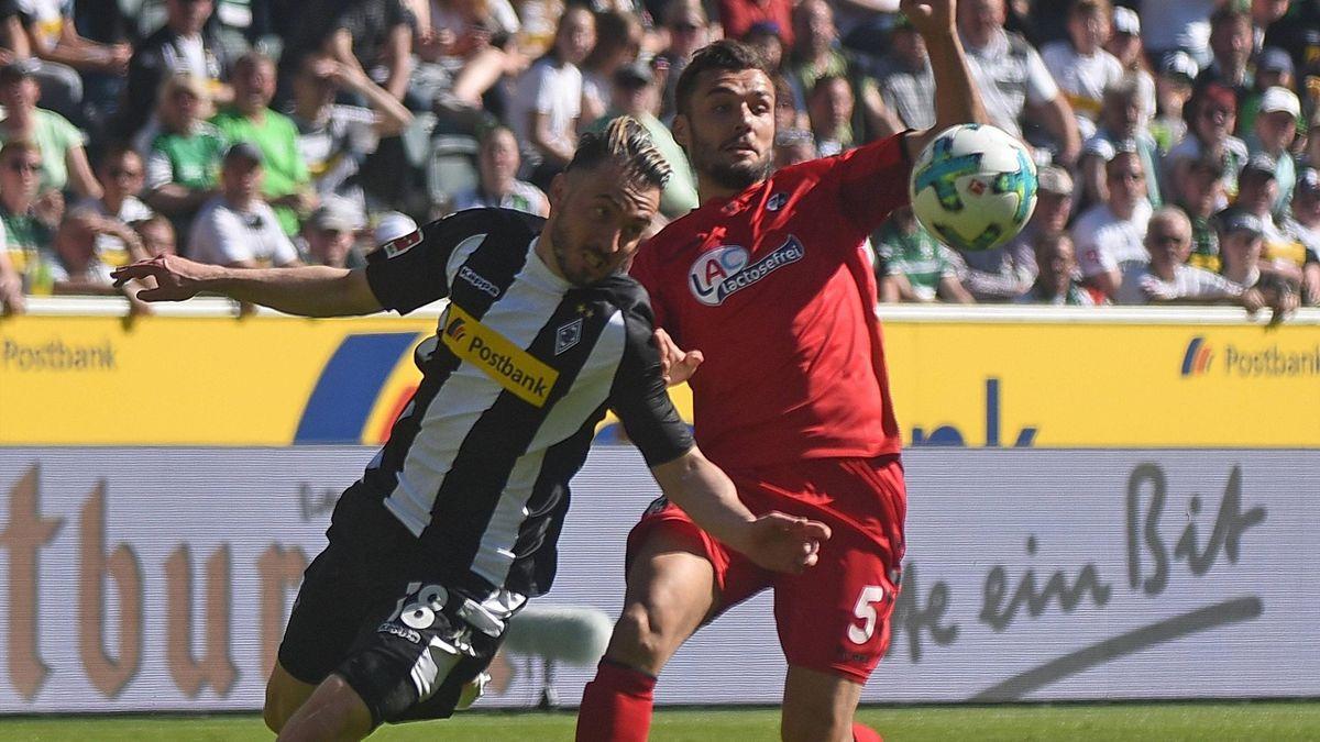 Drmic trifft für Mönchengladbach