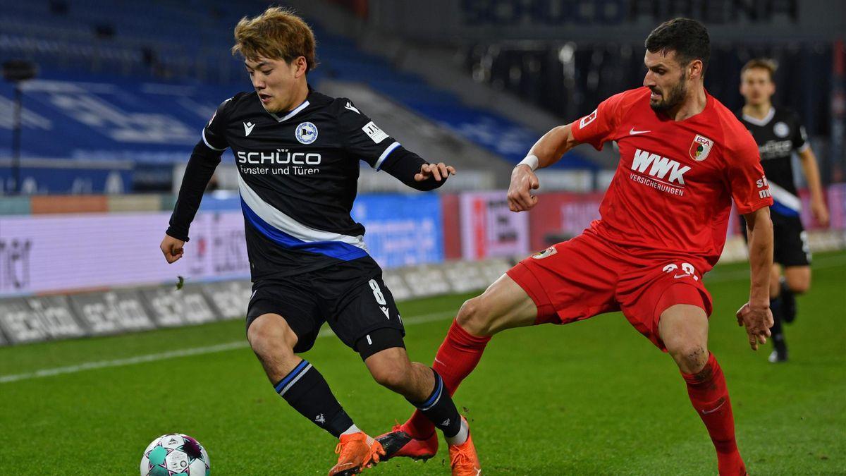 Bielefeld trifft auf den FC Augsburg