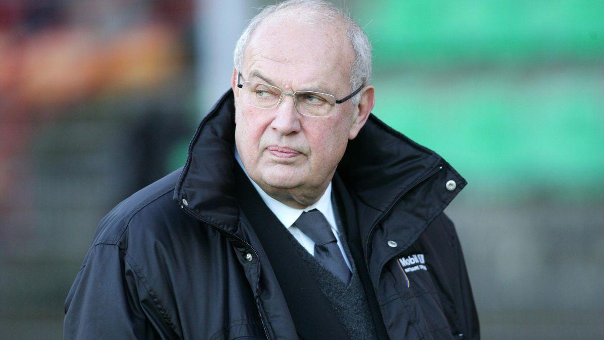Jean-Claude Plessis ancien président de Sochaux