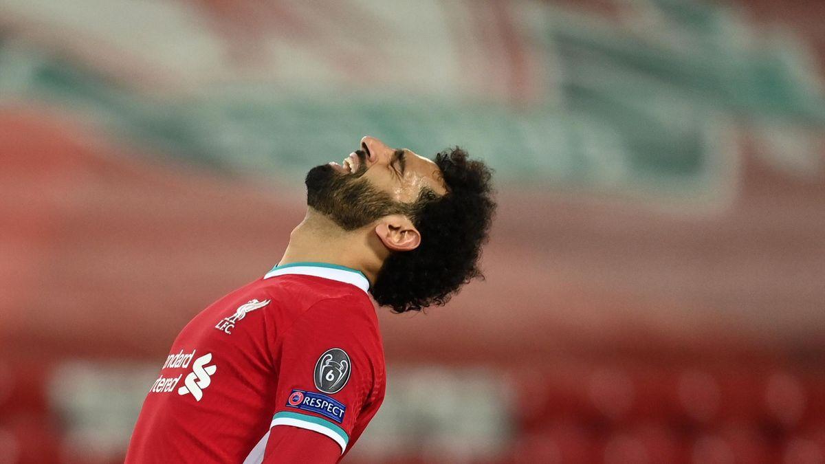 Мохамед Салах, «Ливерпуль» – «Реал» (Мадрид)