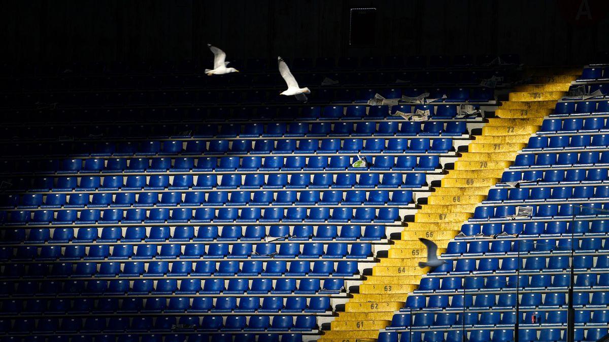 Le stade de Rome