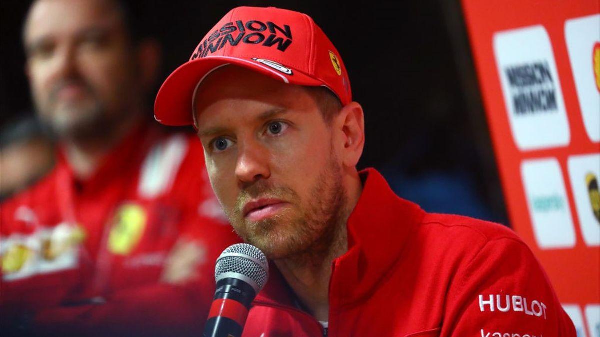 Sebastian Vettel geht in seine letzte Saison mit Ferrari
