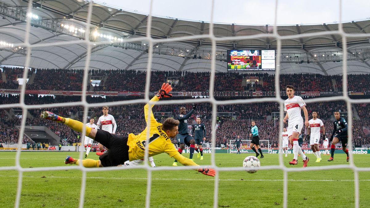 Bundesliga: VfB Stuttgart - 1. FSV Mainz 05