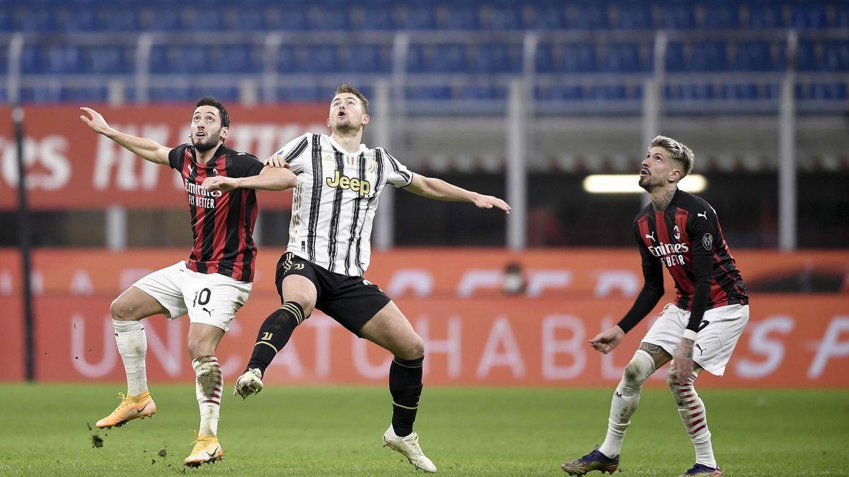 Milan-Juventus, Serie A 2020-21