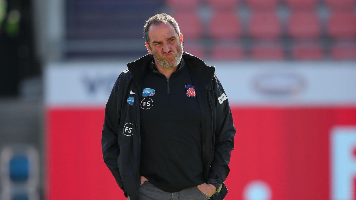 Frank Schmidt, Heidenheim-Coach