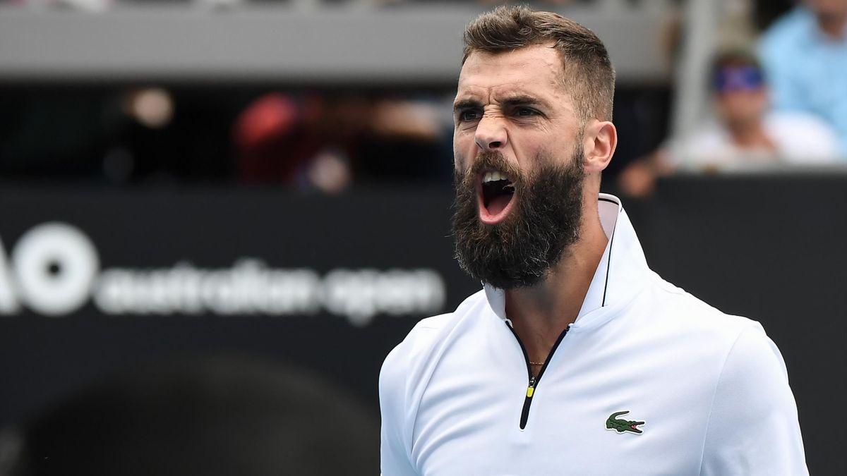 Benoit Paire - Australian Open 2020