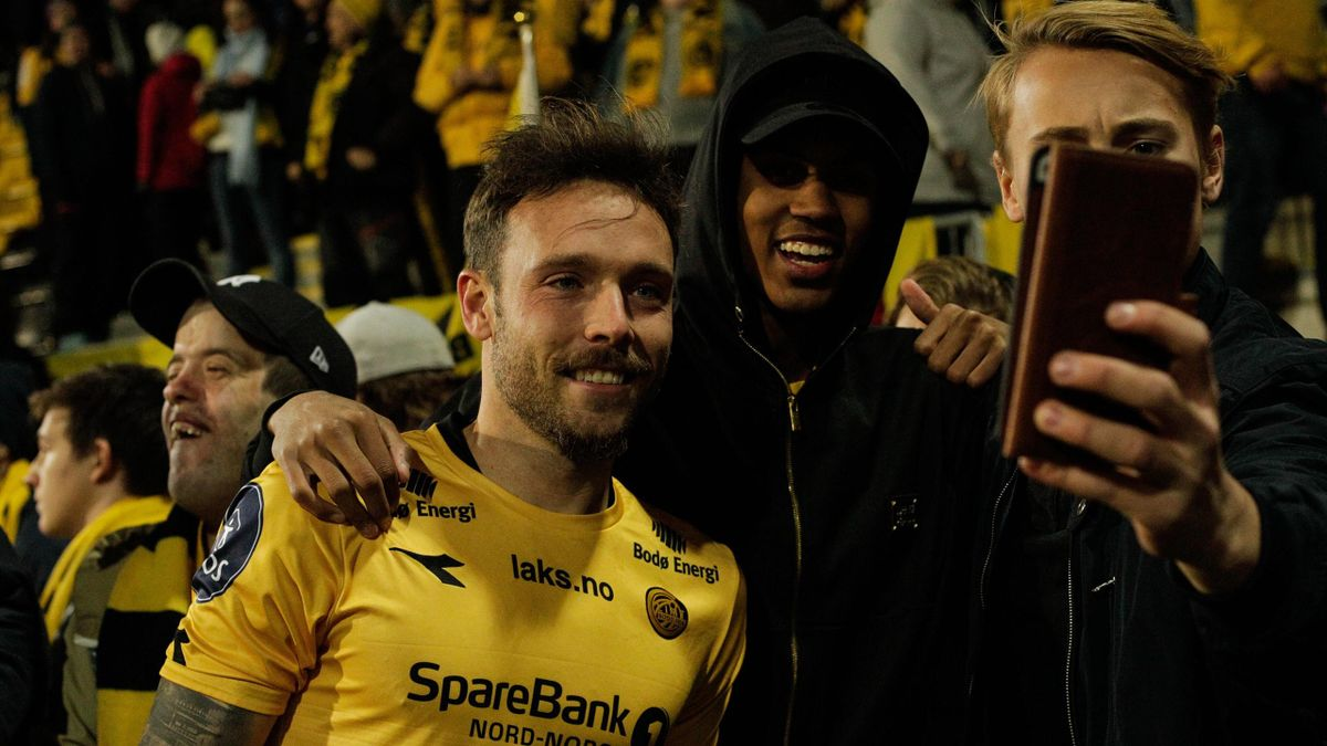Bodø/Glimts José Ángel