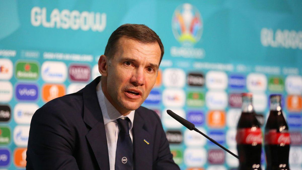 Шевченко: «Чтобы добиться этого результата, надо иметь веру»