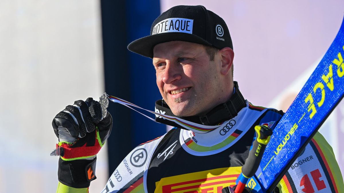 Romed Baumann - Ski-WM in Cortina d'Ampezzo