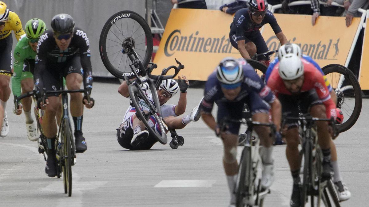 Peter Sagan - Tour de France stage three