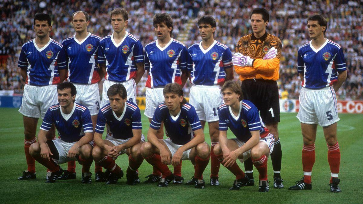 Jugoslavia - Anni 90