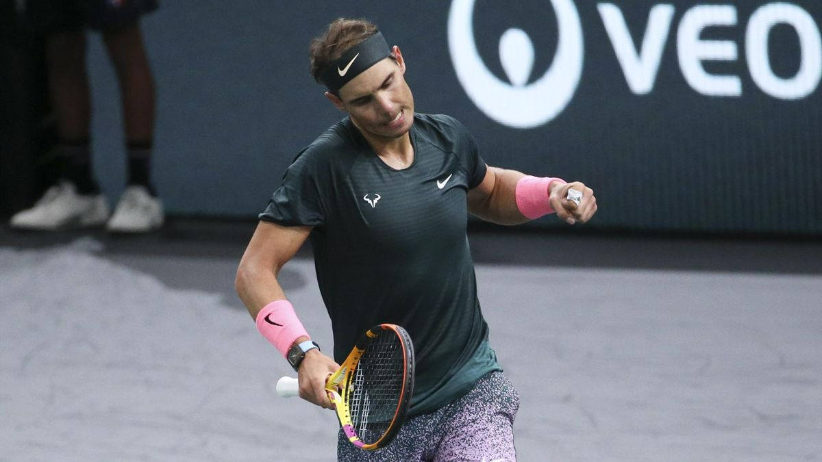 Rafael Nadal (Masters 1000 París 2020)