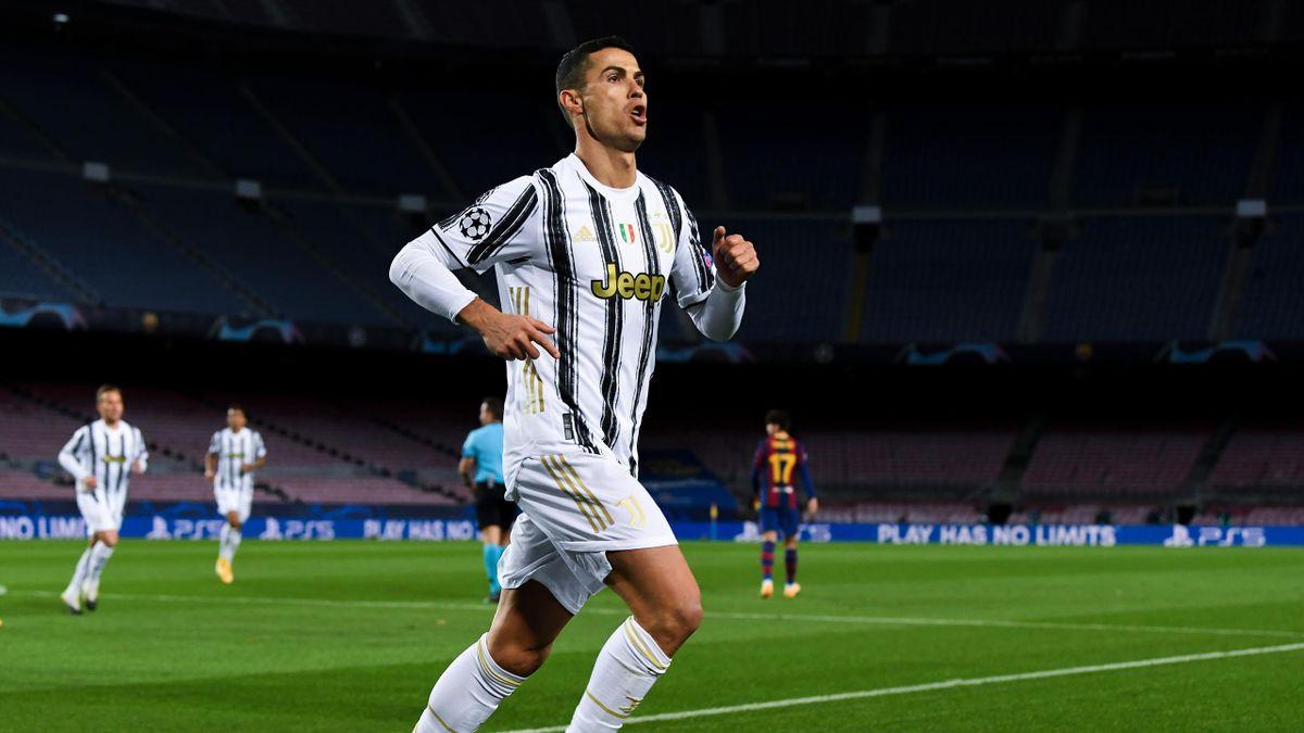 Cristiano Ronaldo / Juventus Turin