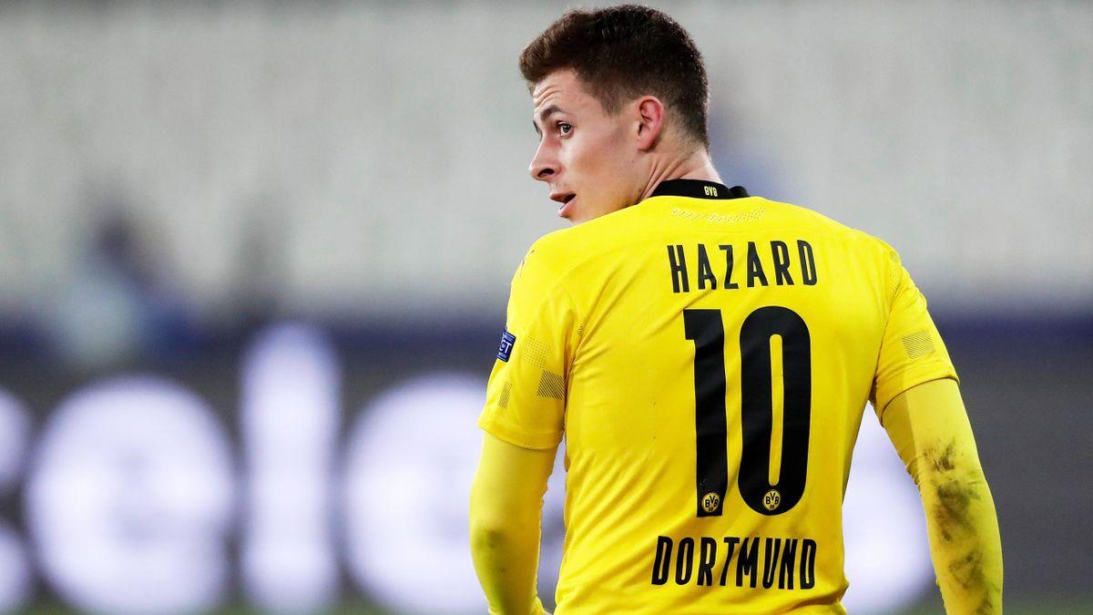 Thorgan Hazard (Borussia Dortmund)