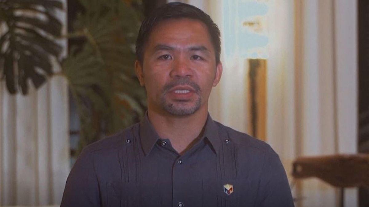 Boksen   Legende Pacquiao kondigt zijn afscheid aan en verschuift focus naar politiek