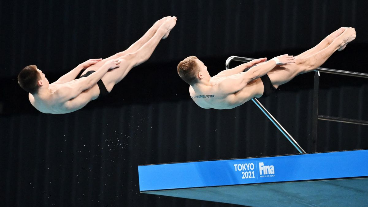 The diving World Cup
