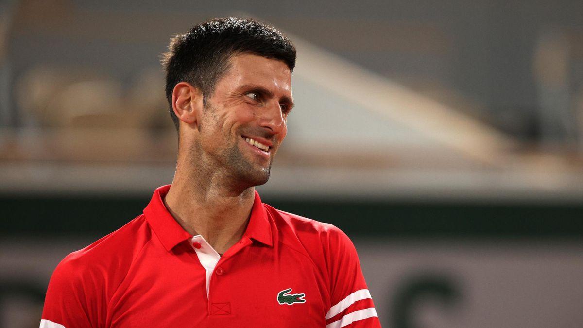 'Stop it!' - Djokovic 'too good' with 'outstanding' winner