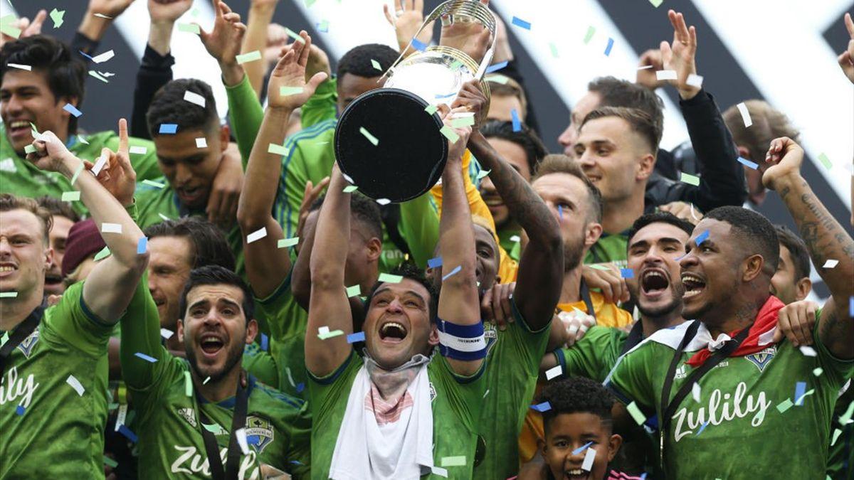 Seattle Sounders Meister der MLS