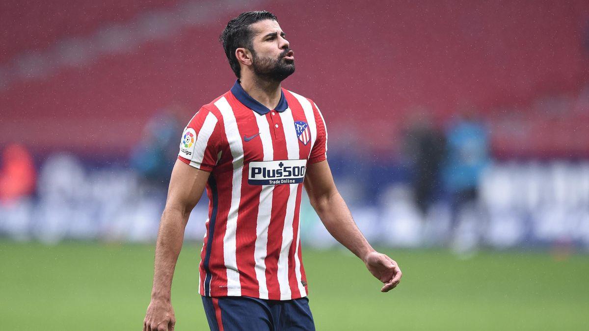Diego Costa verlässt Atlético Madrid vorzeitig