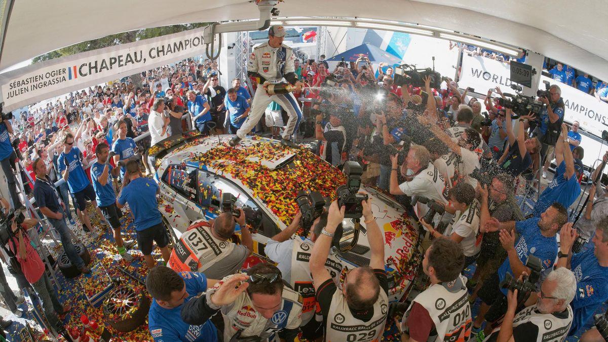 Sébastien Ogier (VW) - Rally of Spain 2014