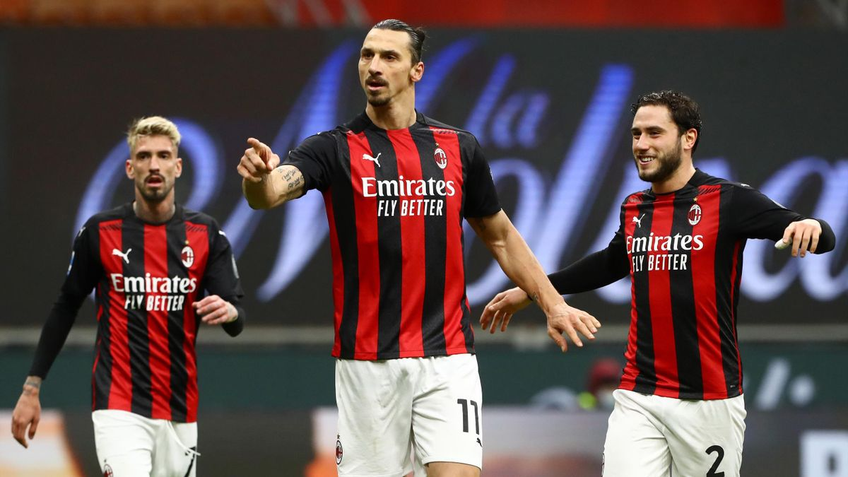 Zlatan Ibrahimovic steht offenbar vor einer Vertragsverlängerung beim AC Mailand