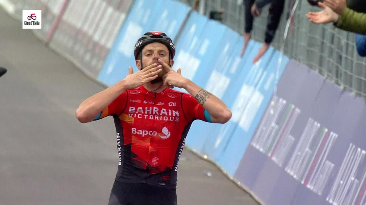 Stage 20 highlights: Caruso scoops first Grand Tour win, Bernal ends Yates resistance
