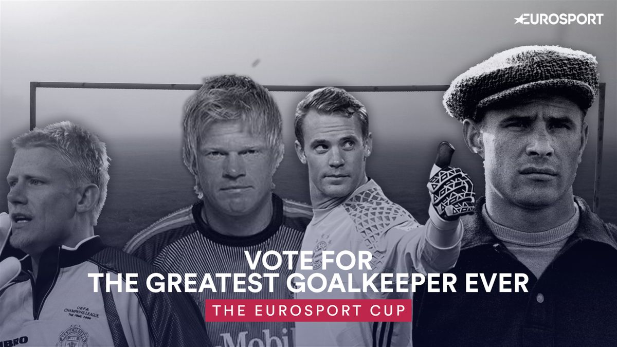 Vote for the greatest goalkeeper ever