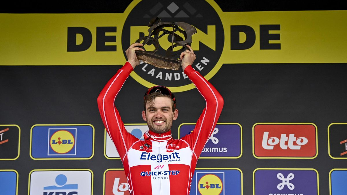 Kasper Asgreen nyerte a Flandriát