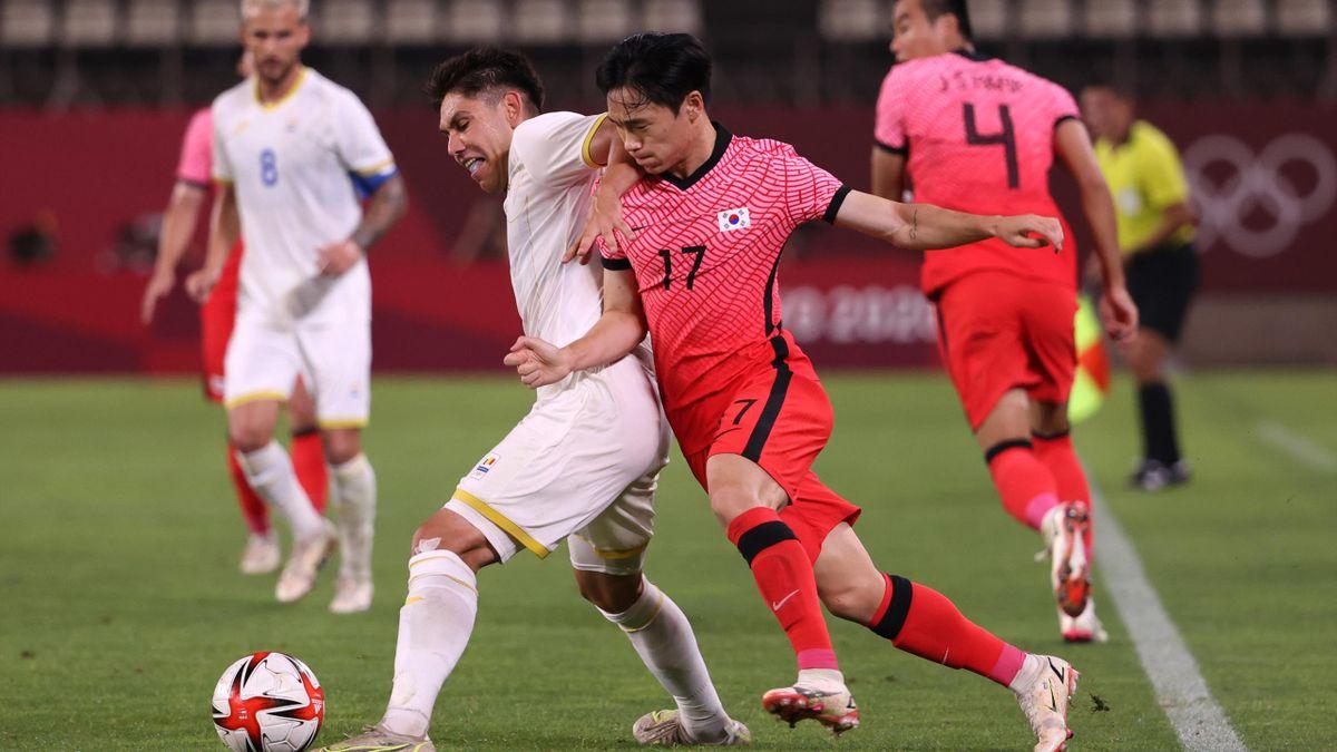 România - Coreea de Sud (Jocurile Olimpice de la Tokyo)