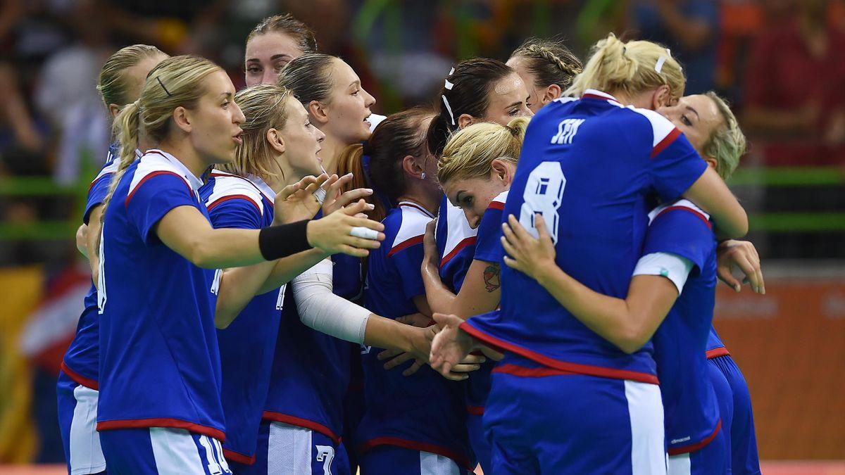 Женская сборная России по гандболу (Россия, гандбол)