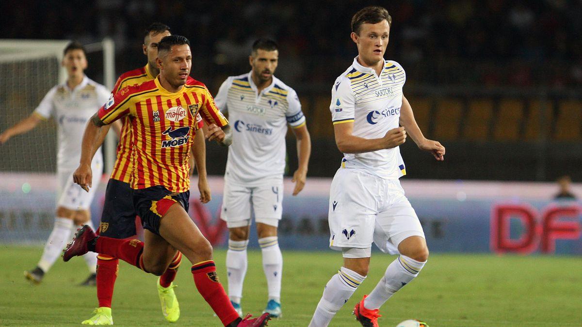 Le pagelle di Lecce-Verona 0-1 - Eurosport