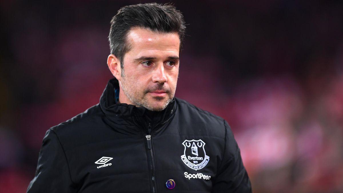 Marco Silva, Everton