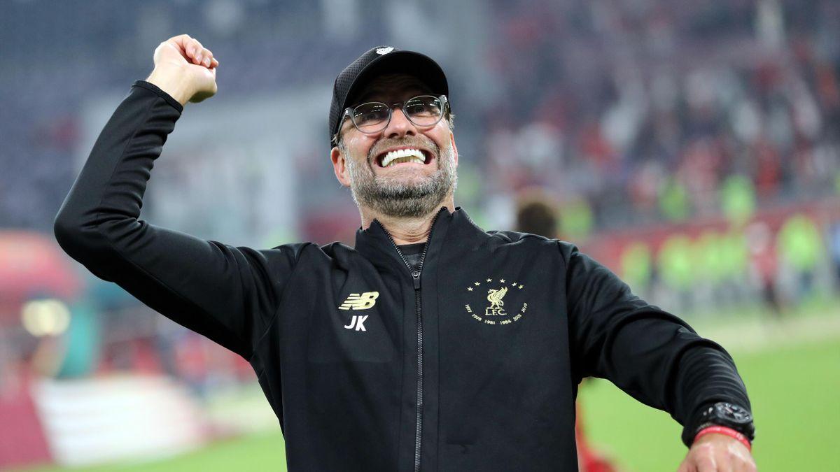 Jürgen Klopp gewinnt mit Liverpool die Klub-WM.