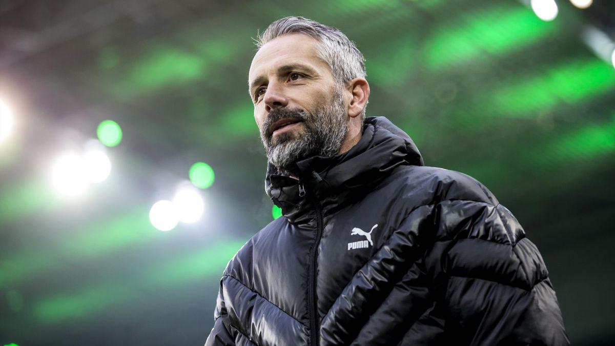 Marco Rose ist seit 2019 Trainer von Borussia Mönchengladbach