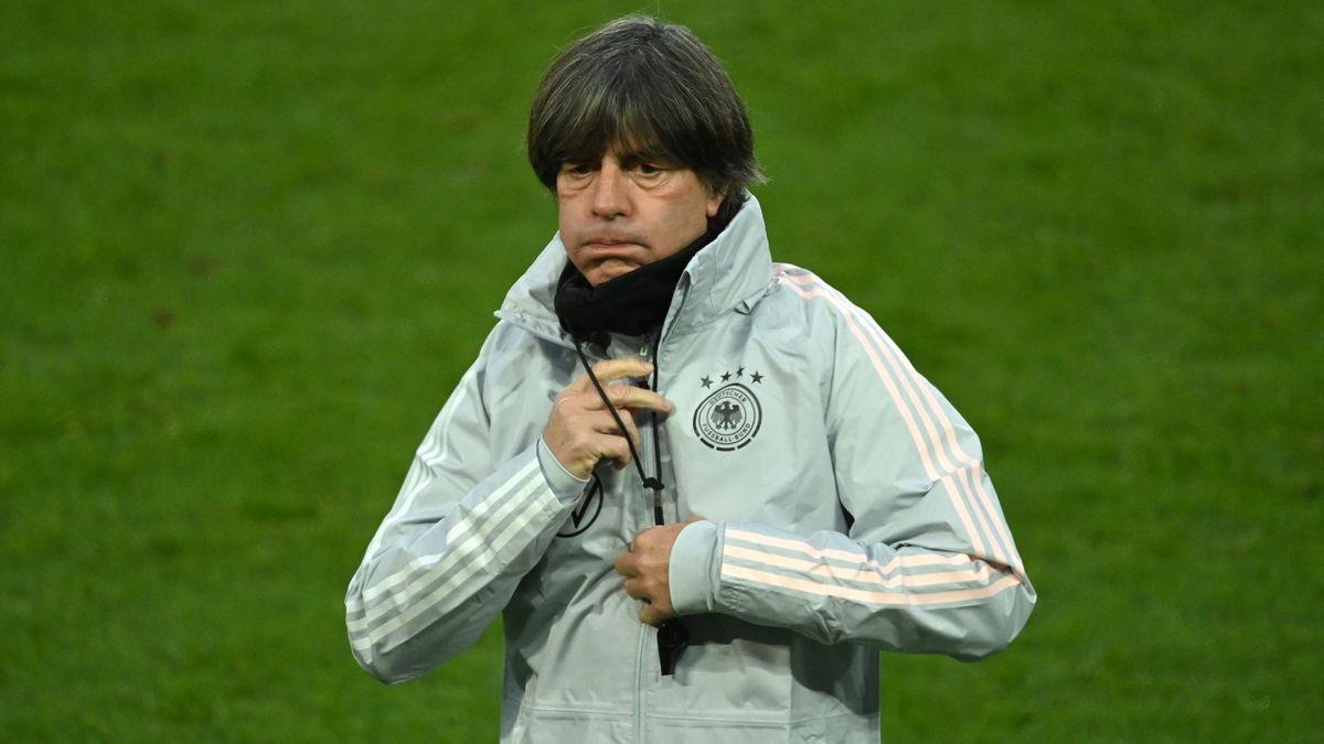 Schlechte Umfragewerte für Bundestrainer Joachim Löw