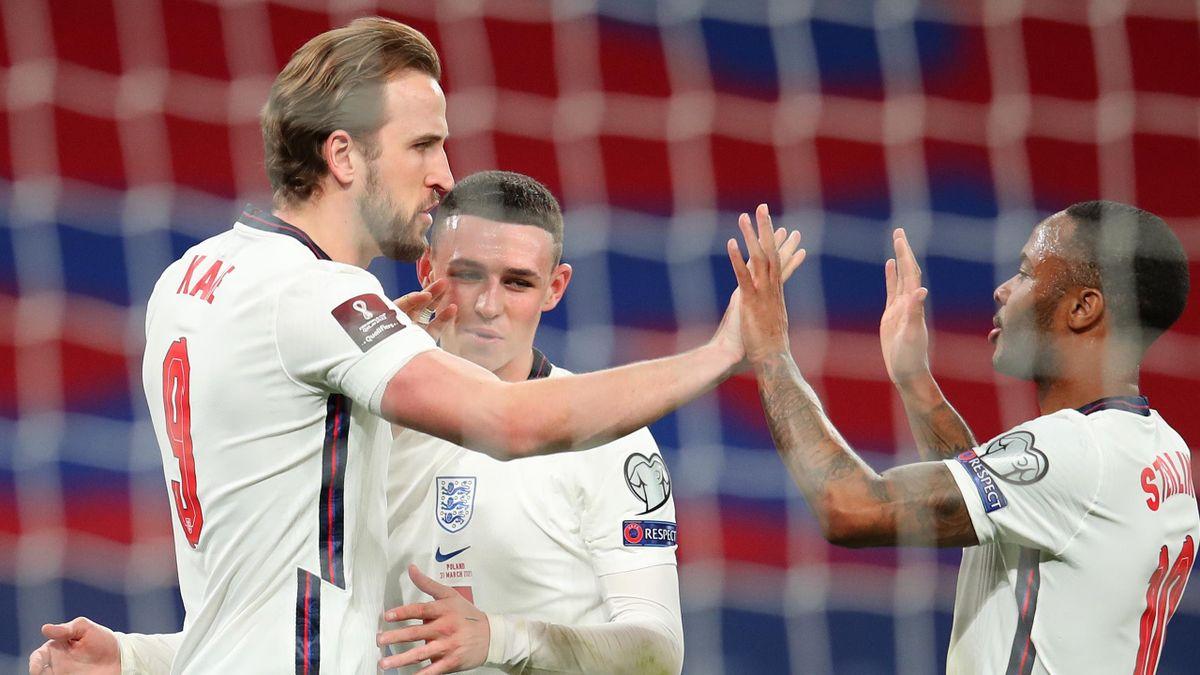 Harry Kane vezérletével lépnek pályára az angolok a horvát válogatott ellen a Wembley-ben