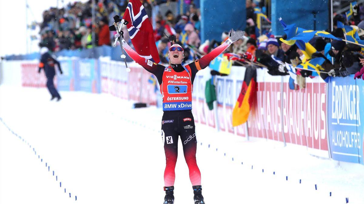 Marte Olsbu Roieseland | Biathlon | ESP Player Feature