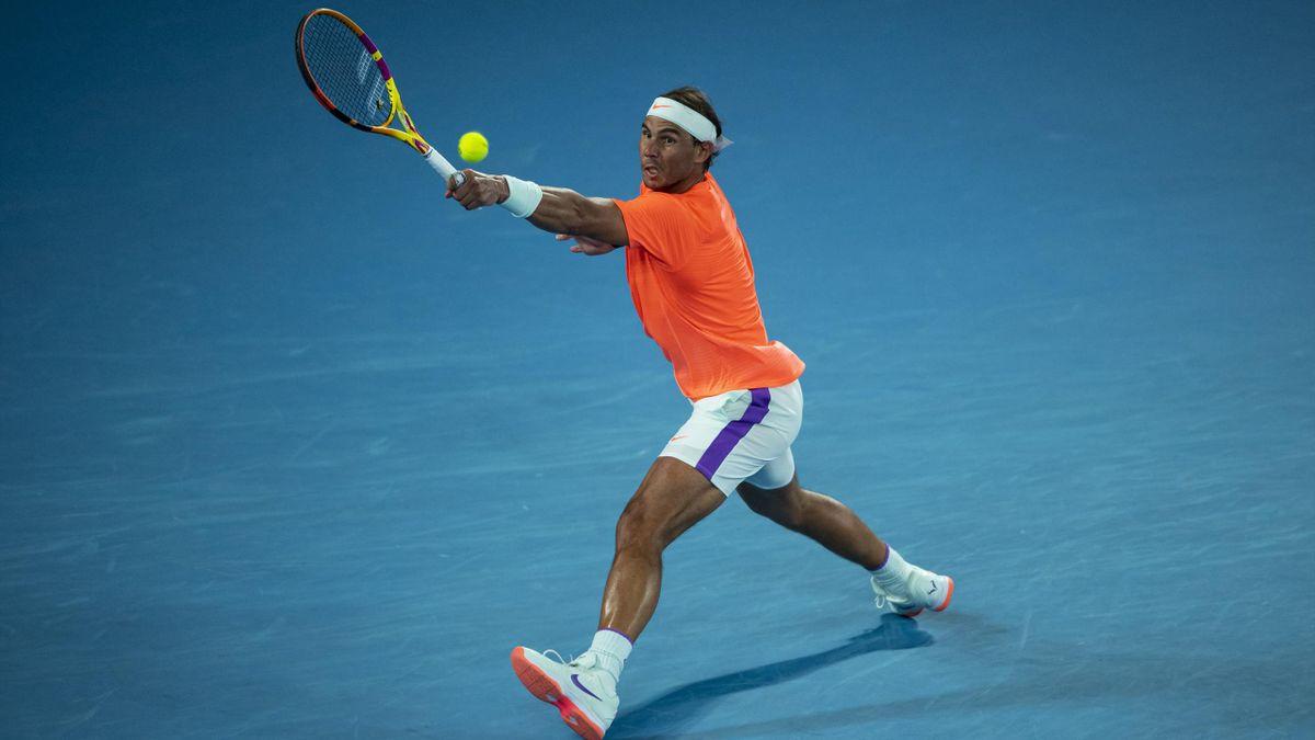 Rafael Nadal (Australian Open 2021)