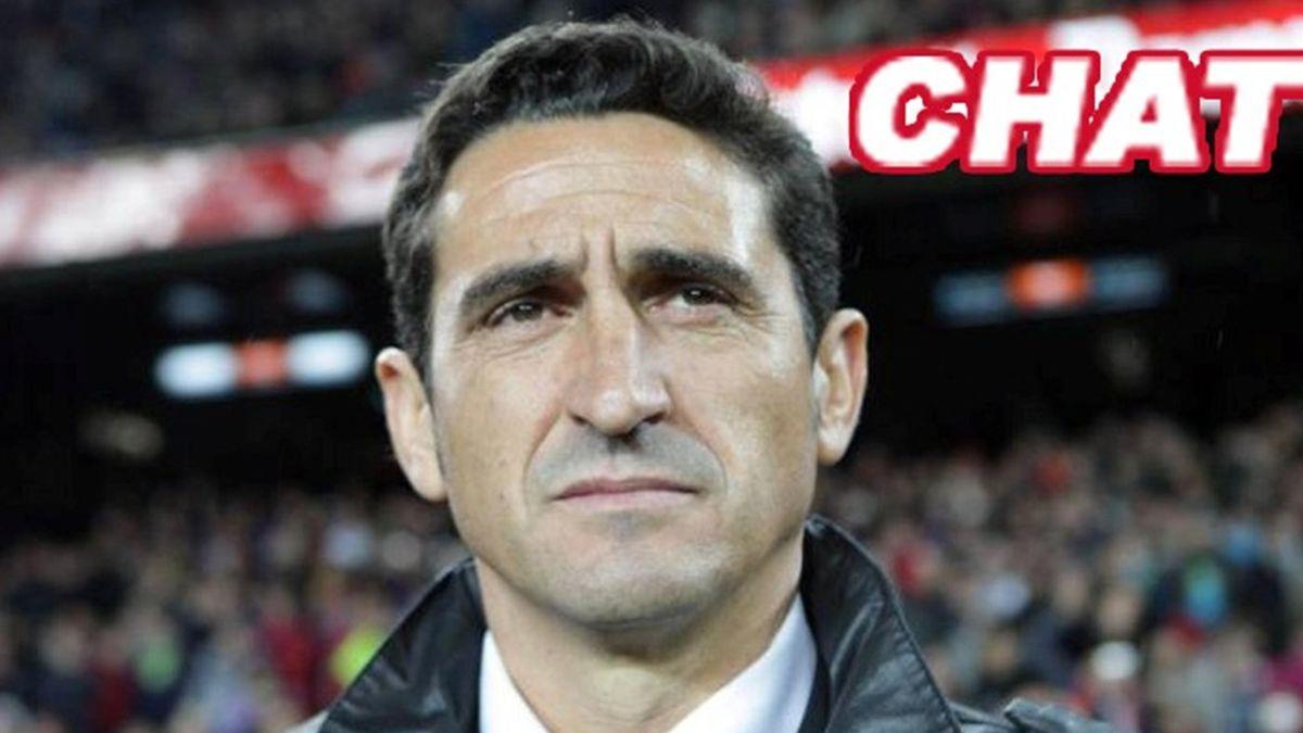 FOOTBALL Chat Manolo Jimenez