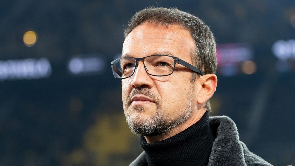 Will Eintracht Frankfurt angeblich verlassen: Sportvorstand Fredi Bobic