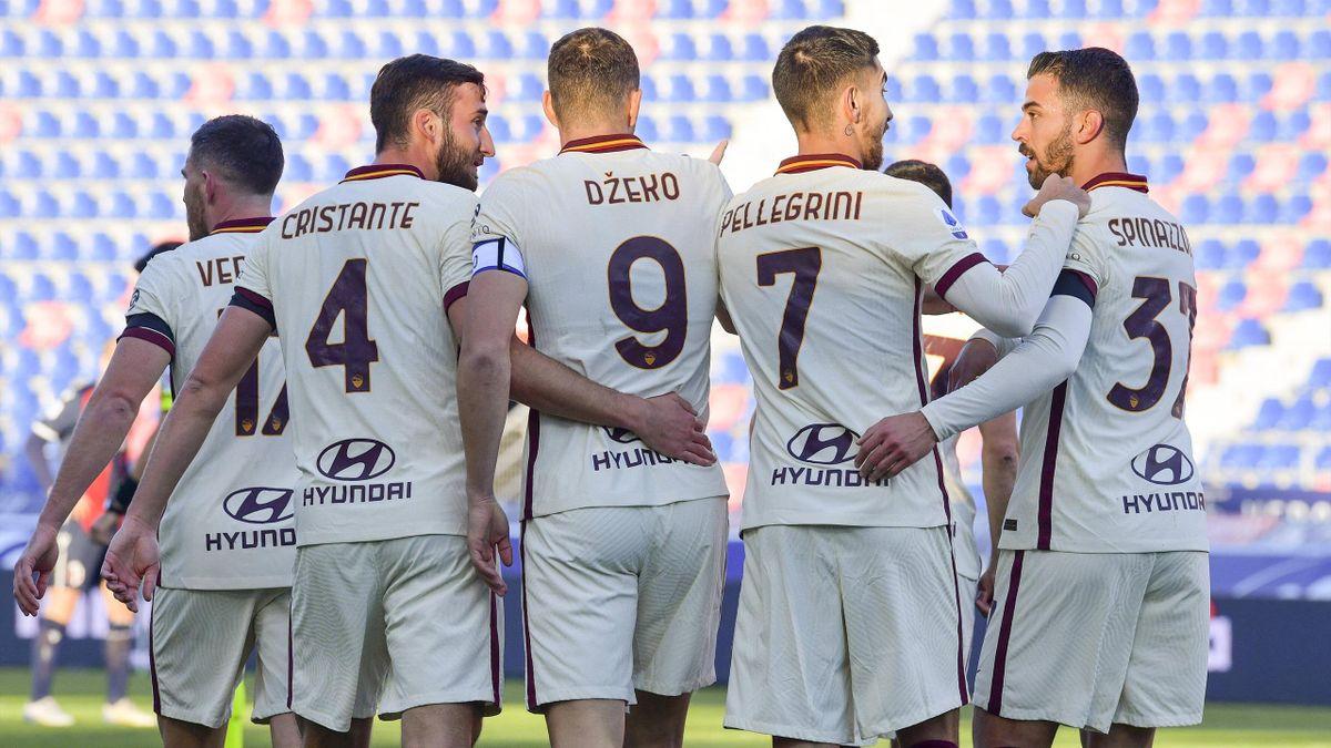 Bologna-Roma - Serie A 2020-2021