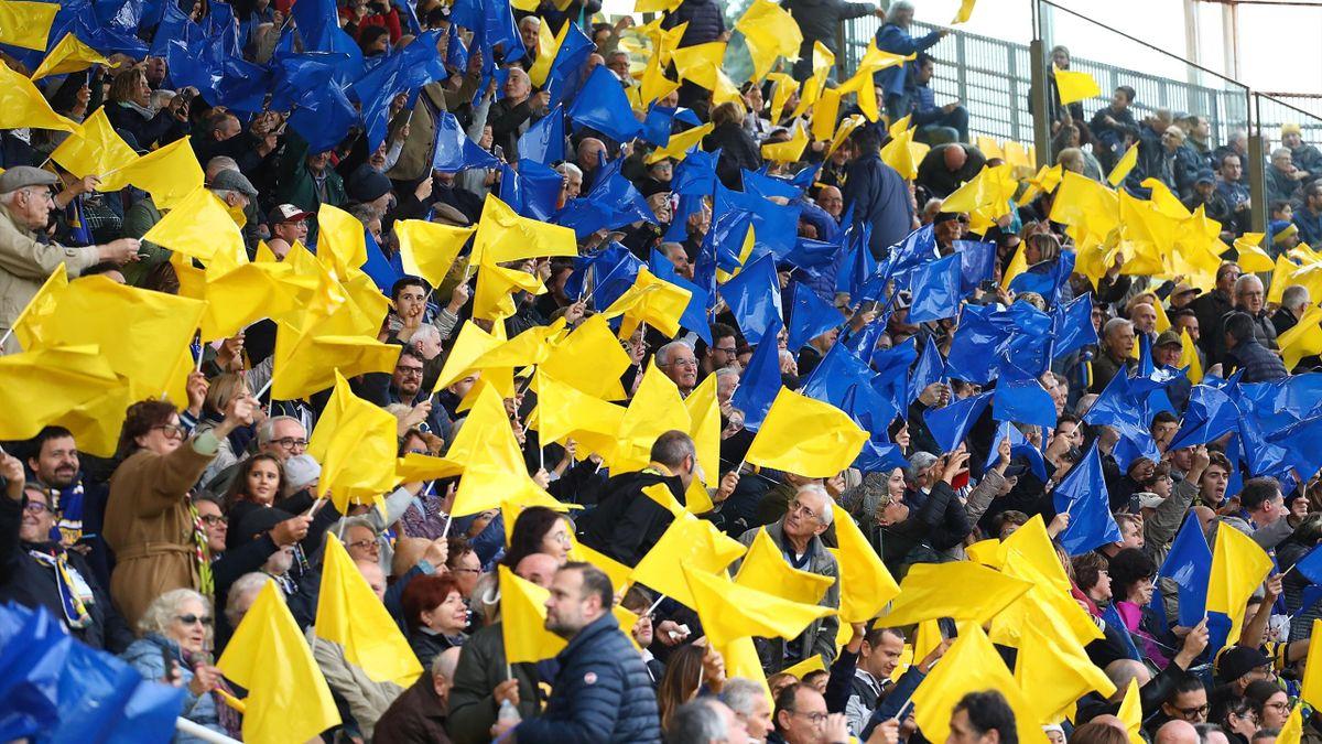 La tifoseria del Parma