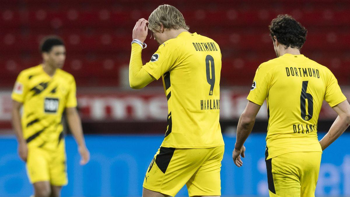 Frust bei Borussia Dortmund nach Pleite bei Bayer Leverkusen